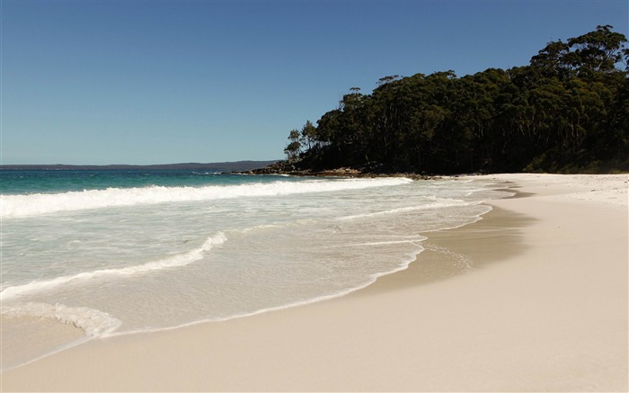 jervis bay territory-Summer Beach Wallpaper Views:6696