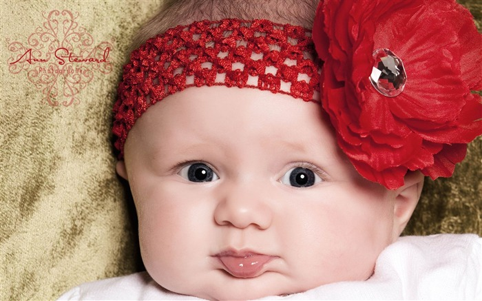 super little baby-Cute Baby Photography Wallpaper Views:14103