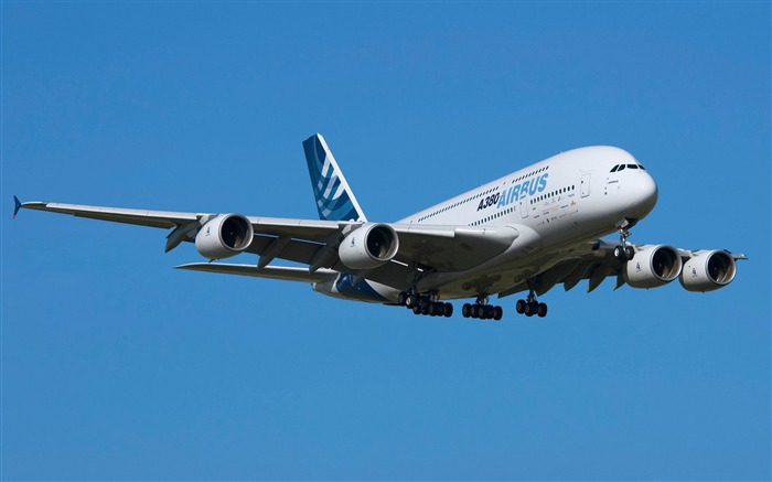 Airbus A380-Aircraft transport Wallpaper Views:12475