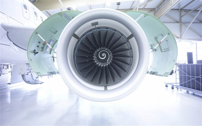 Aircraft engine-Aircraft transport Wallpaper Views:10861