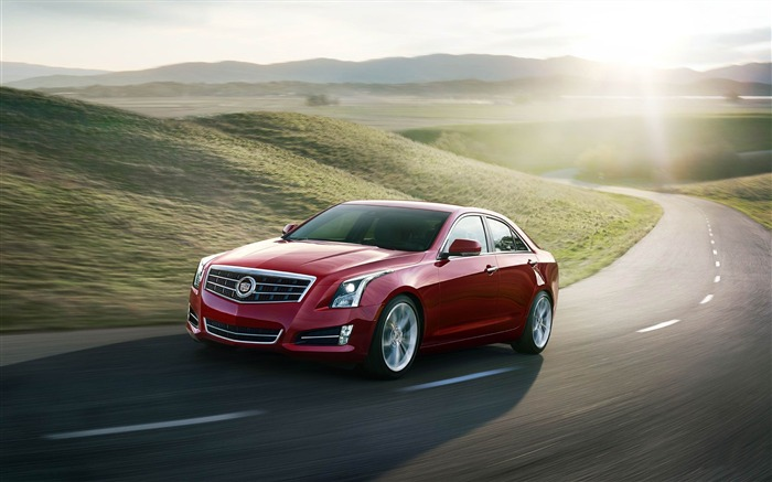 Cadillac ATS Auto HD Wallpaper 01 Views:10024