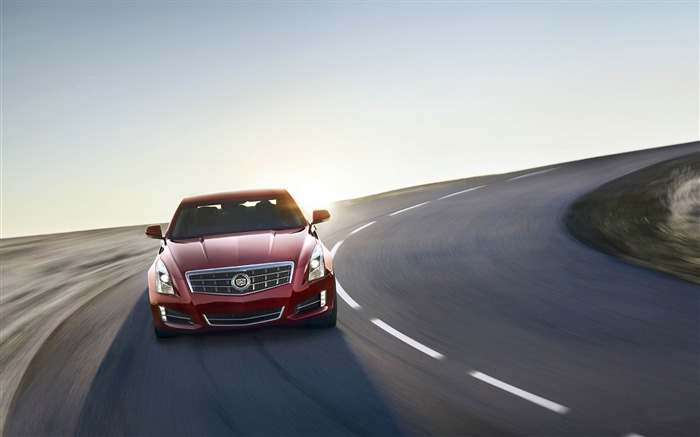 Cadillac ATS Auto HD Wallpaper 03 Views:5033