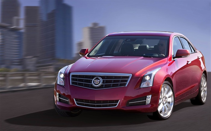 Cadillac ATS Auto HD Wallpaper 05 Views:4181