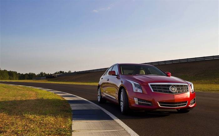 Cadillac ATS Auto HD Wallpaper 06 Views:6527