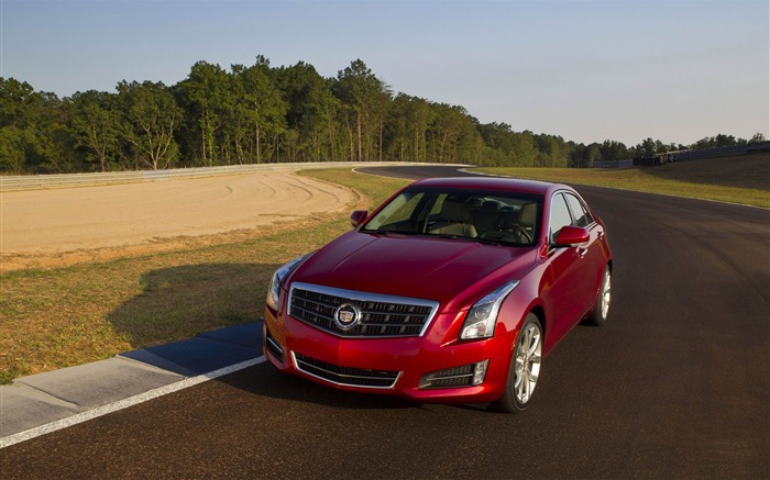 Cadillac ATS Auto HD Wallpaper 07 Views:6156