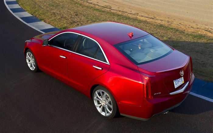 Cadillac ATS Auto HD Wallpaper 08 Views:4665
