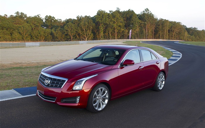 Cadillac ATS Auto HD Wallpaper 09 Views:11506
