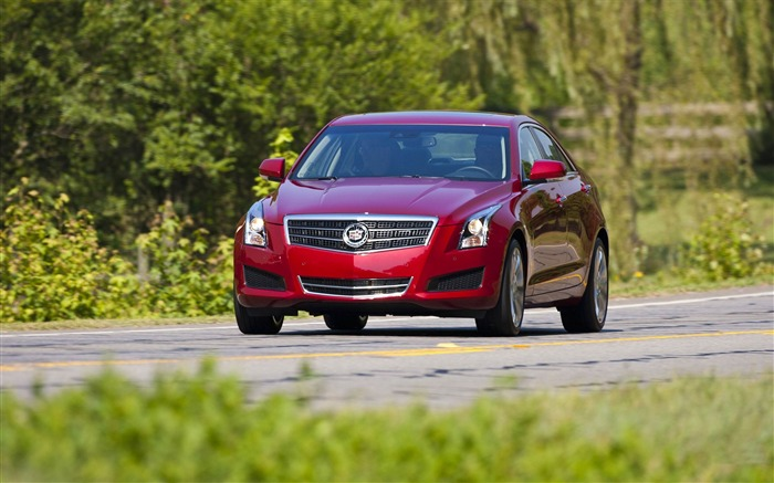 Cadillac ATS Auto HD Wallpaper 10 Views:5656