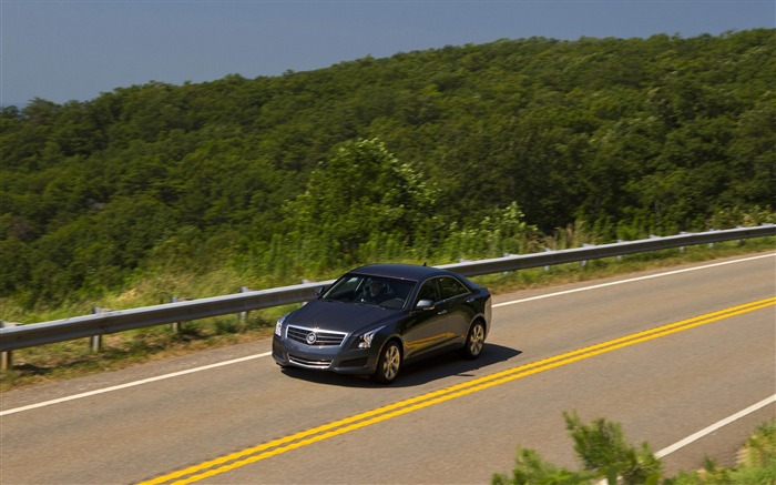 Cadillac ATS Auto HD Wallpaper 11 Views:4645