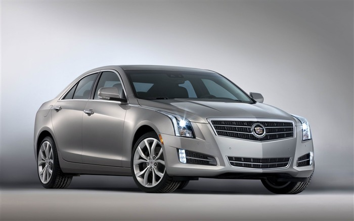 Cadillac ATS Auto HD Wallpaper 13 Views:6800
