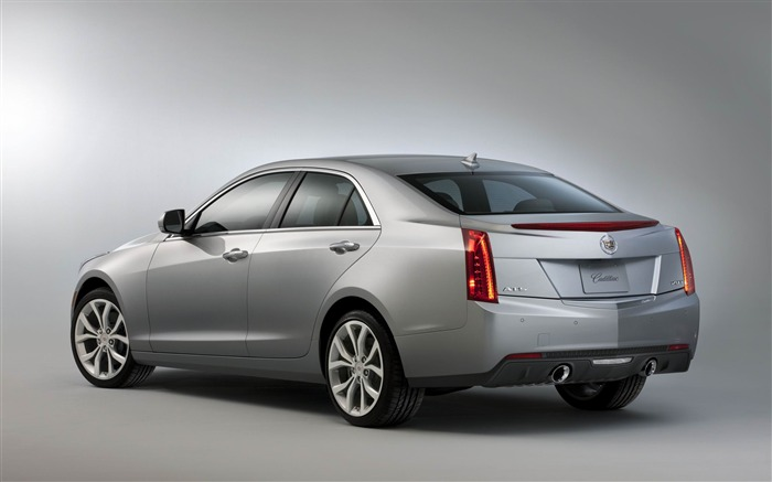 Cadillac ATS Auto HD Wallpaper 14 Views:4603