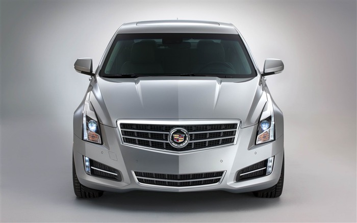 Cadillac ATS Auto HD Wallpaper 15 Views:5580