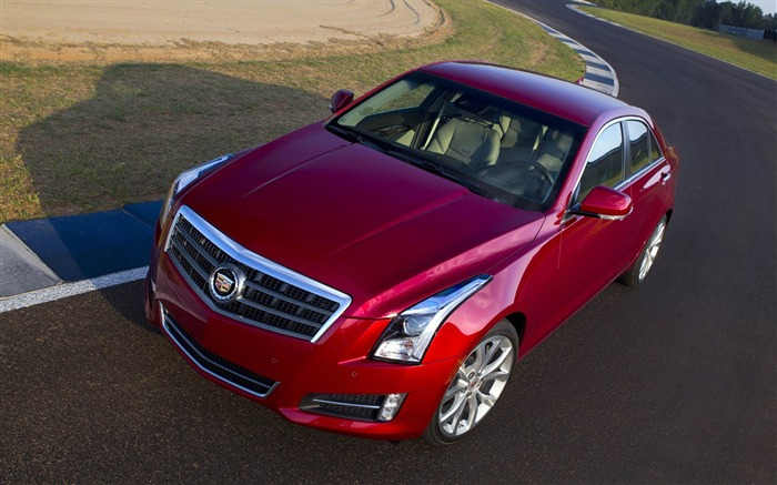 Cadillac ATS Auto HD Wallpaper Views:6757