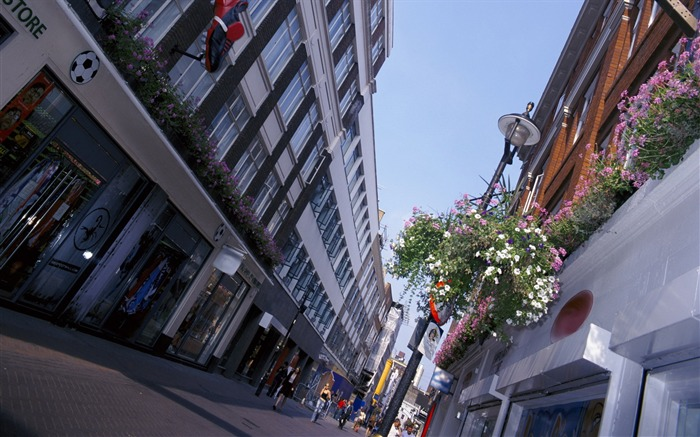 Carnaby Street-London Photography Wallpapers Views:4701