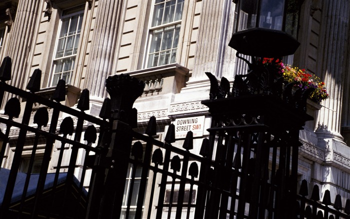 Downing Street Whitehall-London Photography Wallpapers Views:4749