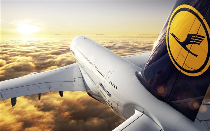 Lufthansa Airlines-Aircraft transport Wallpaper Views:18718