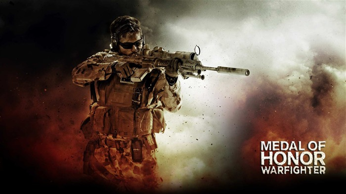 Medal Of Honor WarFighter Game HD Wallpaper 04 Views:28563