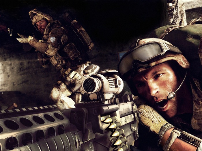 Medal Of Honor WarFighter Game HD Wallpaper 07 Views:10654
