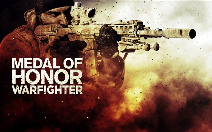 Medal Of Honor WarFighter Game HD Wallpaper 08 Views:7464