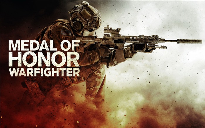 Medal Of Honor WarFighter Game HD Wallpaper 09 Views:6219