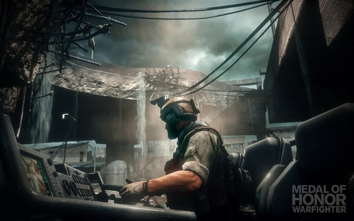 Medal Of Honor WarFighter Game HD Wallpaper 20 Views:3842