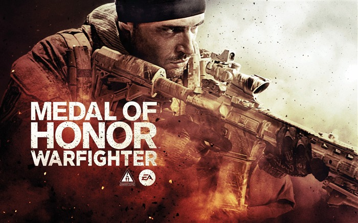 Medal Of Honor WarFighter Game HD Wallpaper Views:10203