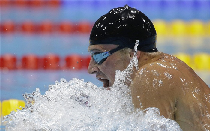 Ryan Lochte Swimming Gold United States-London 2012 Views:5010