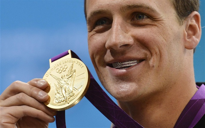 Ryan Lochte Swimming Gold United States Medals-London 2012 Views:6028