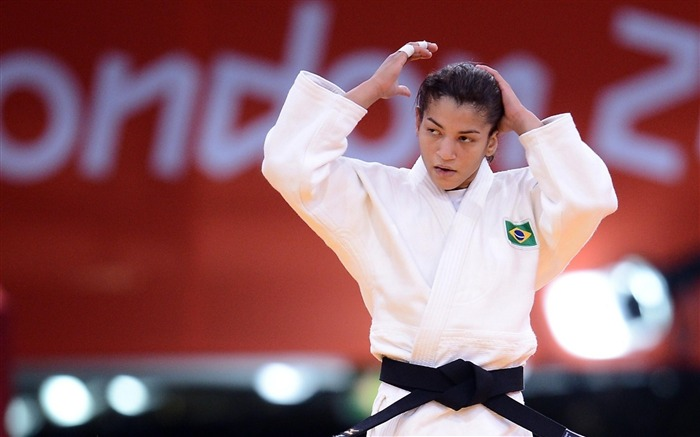 Sarah Menezes Champion Wrestling Brazil-London 2012 Views:4977