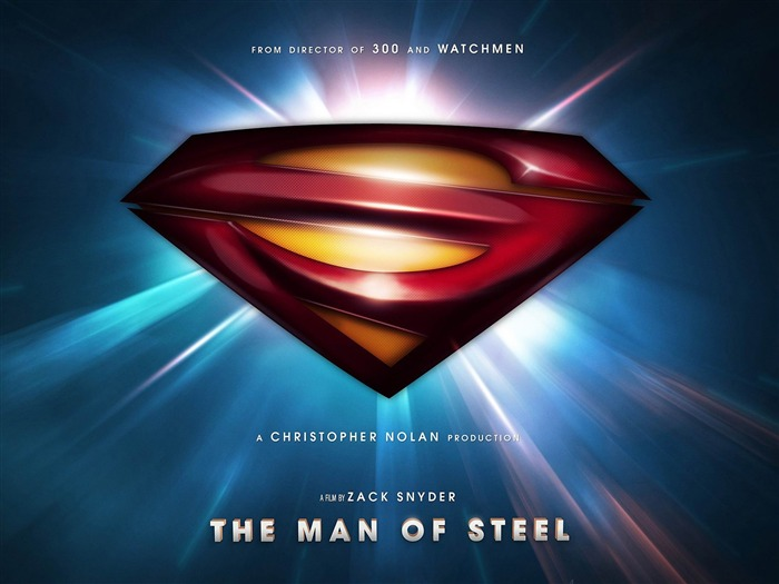 Superman-Man Of Steel 2013 Movie HD Wallpaper Views:10794
