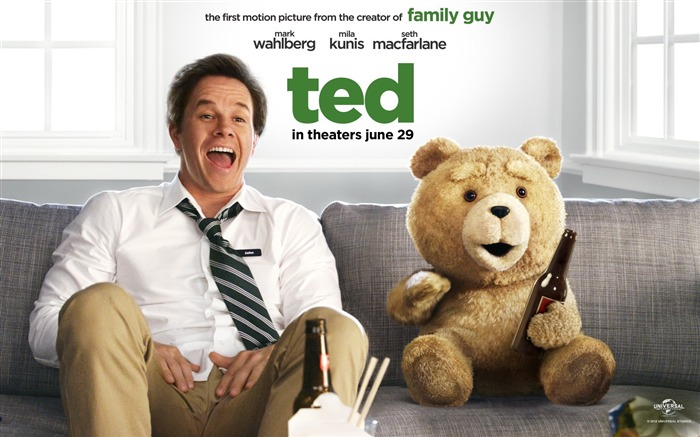 Ted 2012 Movie HD Wallpaper Views:47860