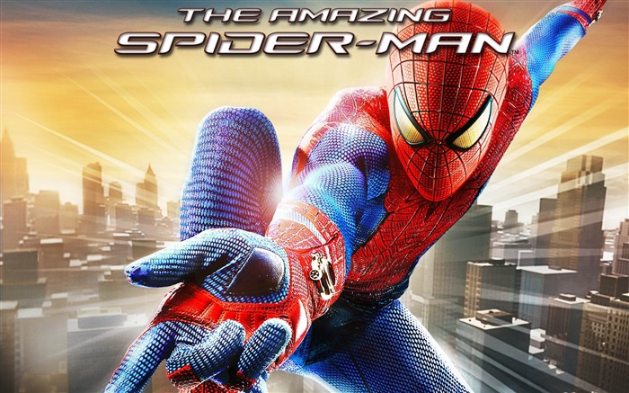 The Amazing Spider Man Movie Wallpaper Views:13376