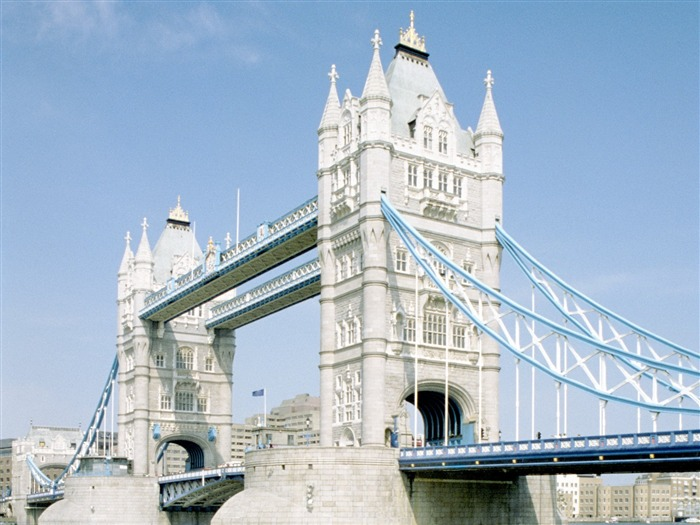 Tower Bridge-London Photography Wallpapers Views:2807