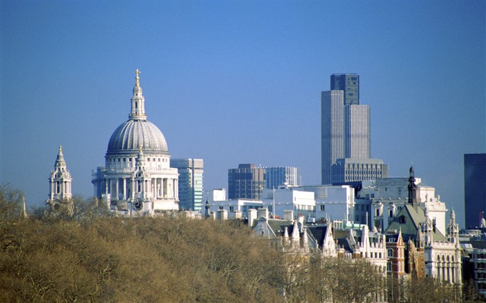 Urban landscape-London Photography Wallpapers Views:3988