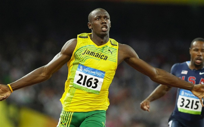 Usain Bolt-London 2012 Views:23809
