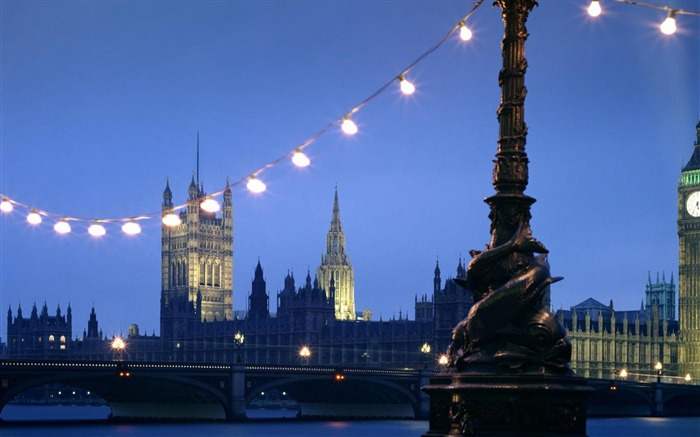 Westminster London England-Cities photography wallpaper Views:3963