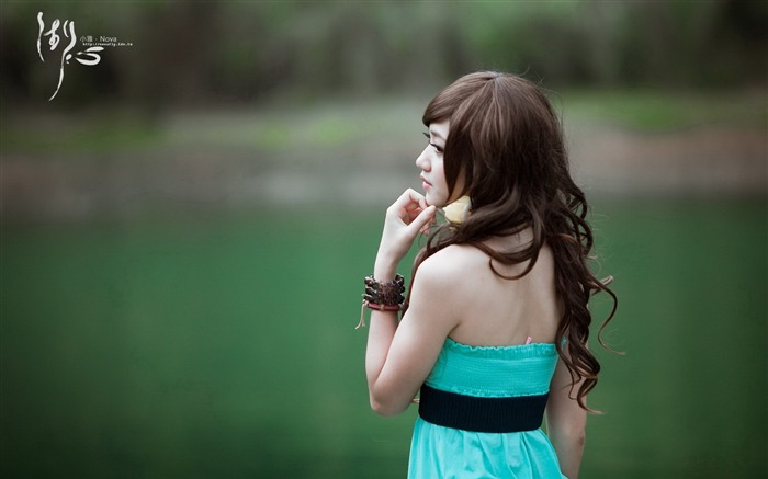 Xiao Ya-lake HD photography widescreen wallpaper 06 Views:4446