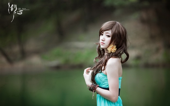Xiao Ya-lake HD photography widescreen wallpaper 07 Views:6083