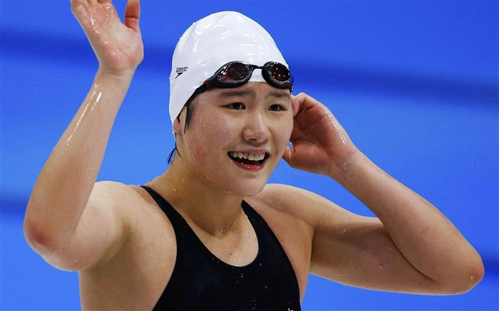 Ye Shiwen Swimming Gold China-London 2012 Views:4714