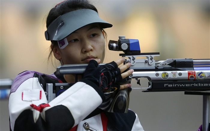 Yi Siling Gold Medal China Shooting Competition-London 2012 Views:4363