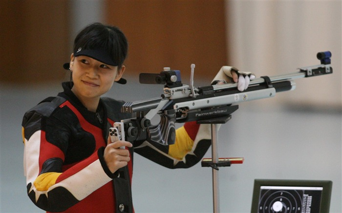 Yi Siling Gold Medal China Shooting Competition- London 2012 Views:2488