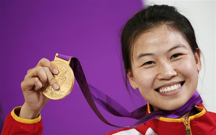 Yi Siling Gold Medal China Shooting Competition -London 2012 Views:2707