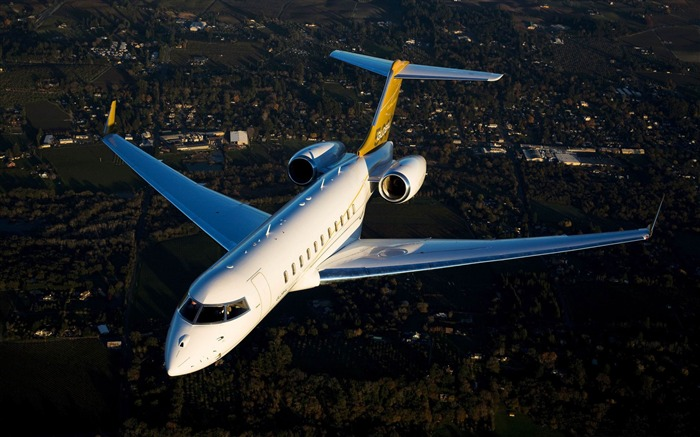 bombardier global 5000-Aircraft transport Wallpaper Views:6769