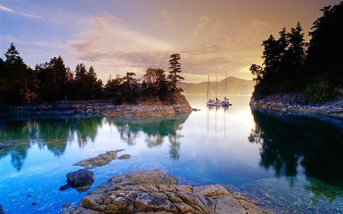 curme islands-Nature Landscape Wallpaper Views:4274