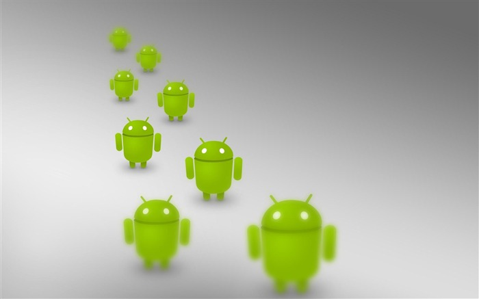 droid army-Android advertising wallpaper Views:6459