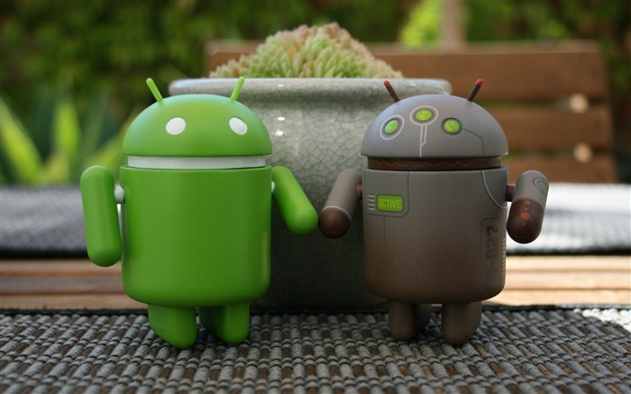 droids-Android advertising wallpaper Views:5284