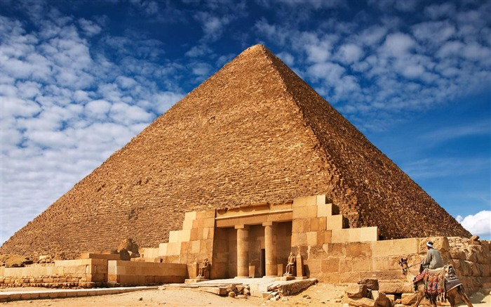 egypt pyramid-Cities photography wallpaper Views:14836