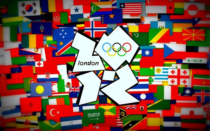 London 2012 Summer Olympic wallpaper Views:13620