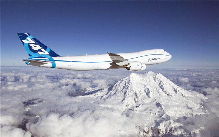 flying altitude-Aircraft transport Wallpaper Views:8946