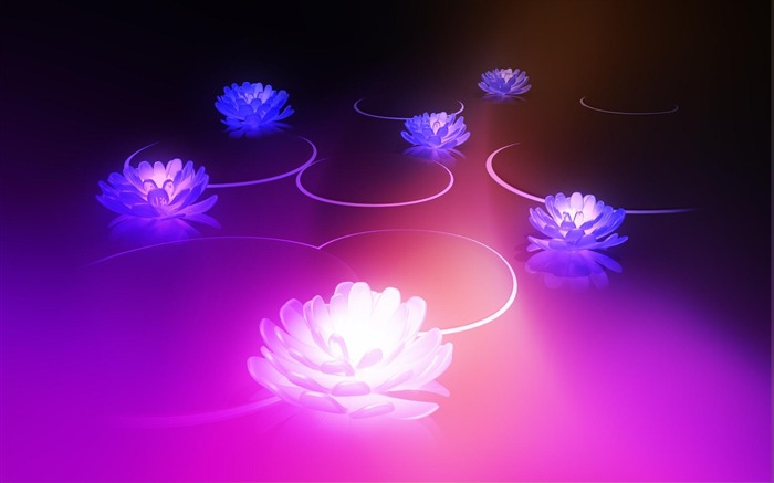 Title:honeycomb lotus-Android advertising wallpaper Views:9240